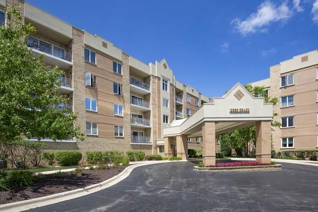 2250 S Grace Street #206, Lombard, IL 60148 (MLS #10797827) :: Angela Walker Homes Real Estate Group