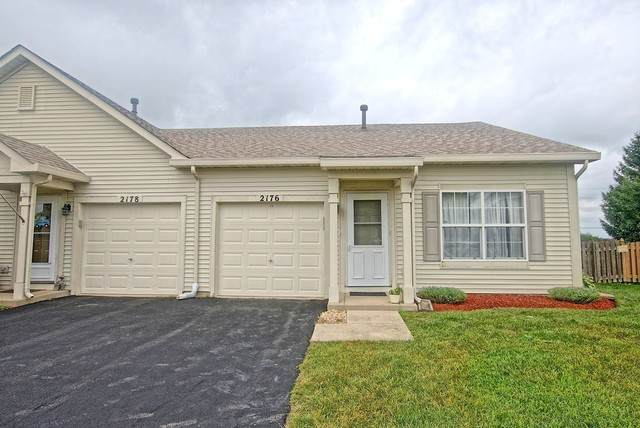 2176 Rebecca Circle #2176, Montgomery, IL 60538 (MLS #10797909) :: The Wexler Group at Keller Williams Preferred Realty