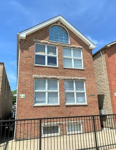 554 W 43rd Street, Chicago, IL 60609 (MLS #10798065) :: Angela Walker Homes Real Estate Group
