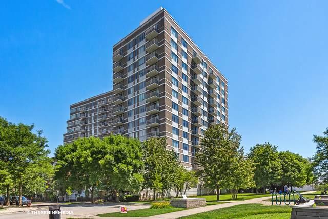 1515 S Prairie Avenue #403, Chicago, IL 60605 (MLS #10798081) :: John Lyons Real Estate