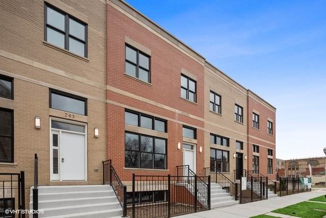 239 E 33rd Street, Chicago, IL 60616 (MLS #10798224) :: Angela Walker Homes Real Estate Group