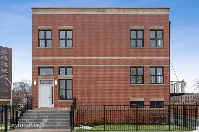 3301 S Prairie Avenue, Chicago, IL 60616 (MLS #10798228) :: Angela Walker Homes Real Estate Group