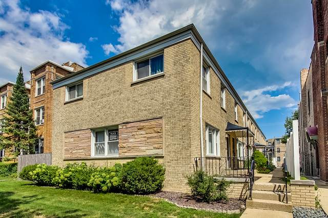 4419 N Hermitage Avenue A, Chicago, IL 60640 (MLS #10798475) :: Angela Walker Homes Real Estate Group