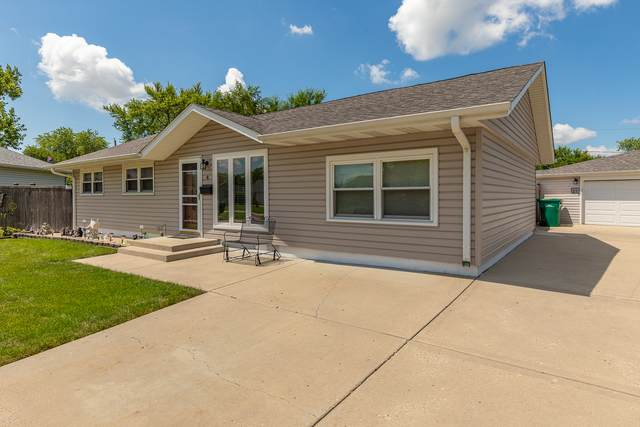 8 Sinde Circle, Romeoville, IL 60446 (MLS #10798483) :: The Wexler Group at Keller Williams Preferred Realty