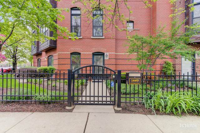 1449 S Sangamon Street, Chicago, IL 60608 (MLS #10798521) :: Angela Walker Homes Real Estate Group