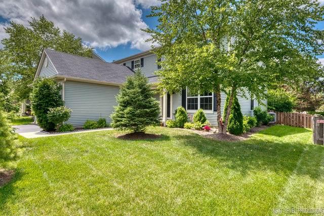 1966 Cambridge Lane, Montgomery, IL 60538 (MLS #10798528) :: O'Neil Property Group