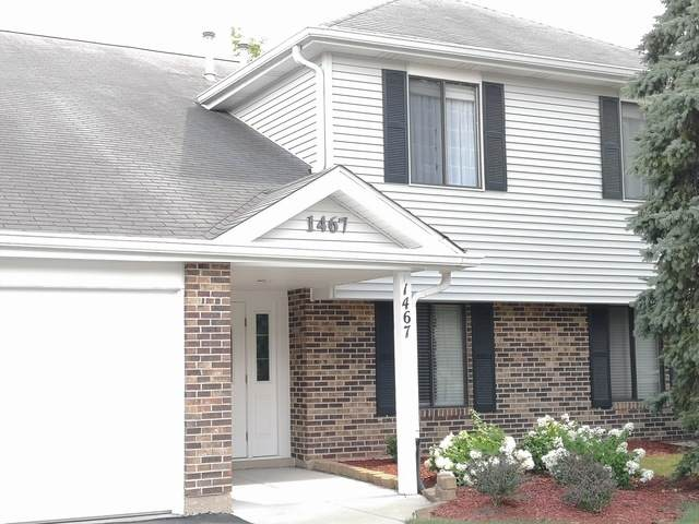 1467 Fairlane Drive 2B, Schaumburg, IL 60193 (MLS #10798529) :: John Lyons Real Estate