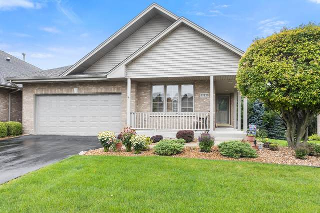 17830 Marley Creek Boulevard, Orland Park, IL 60467 (MLS #10798620) :: Littlefield Group