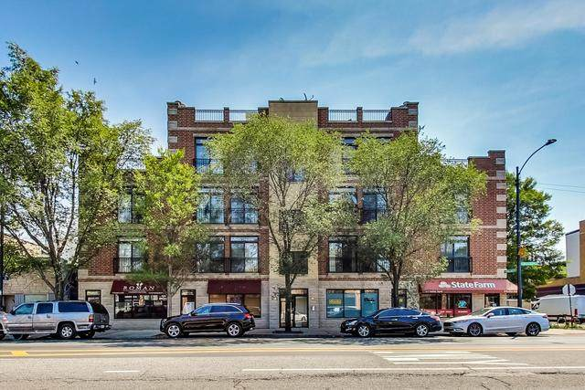 2207 N Western Avenue 2C, Chicago, IL 60647 (MLS #10798638) :: John Lyons Real Estate