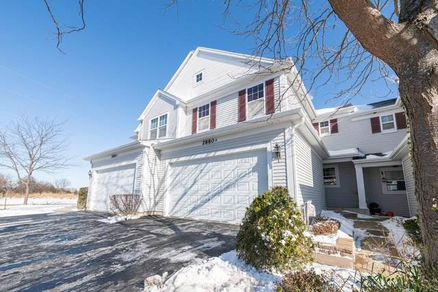 2880 Glacier Way B, Wauconda, IL 60084 (MLS #10798753) :: John Lyons Real Estate