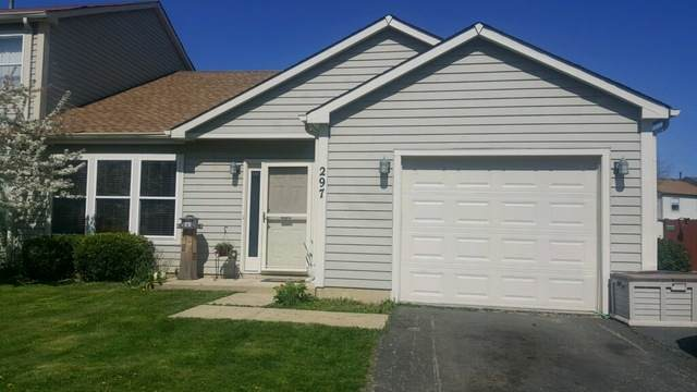 297 Chaparral Circle #297, Elgin, IL 60120 (MLS #10798776) :: Angela Walker Homes Real Estate Group