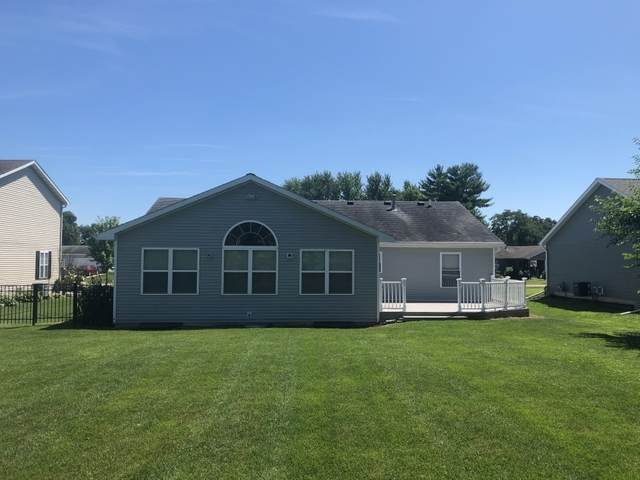 461 Lasalle Drive, Lake Holiday, IL 60552 (MLS #10798807) :: Helen Oliveri Real Estate