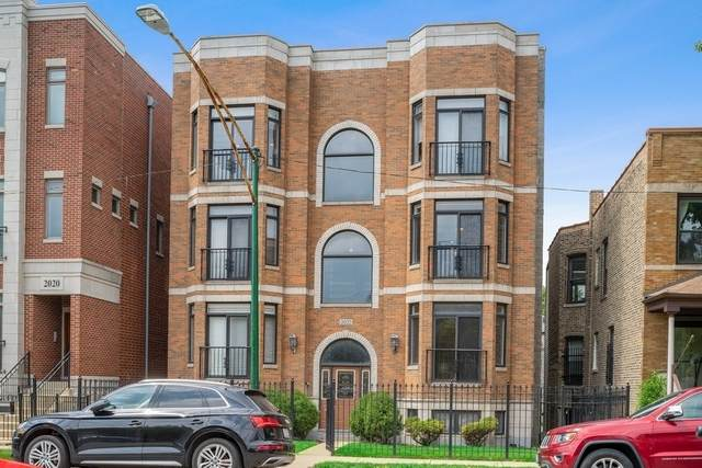 2022 N Wood Street 2N, Chicago, IL 60614 (MLS #10798834) :: Property Consultants Realty