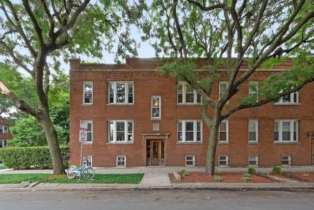 3532 N Lawndale Avenue #1, Chicago, IL 60618 (MLS #10798878) :: Helen Oliveri Real Estate