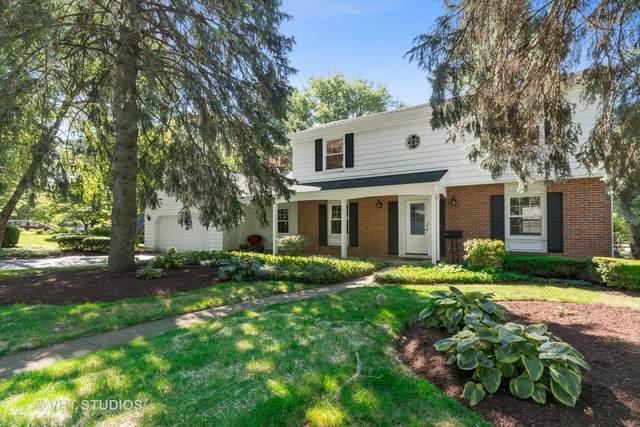 404 E 12th Avenue, Naperville, IL 60563 (MLS #10798931) :: John Lyons Real Estate