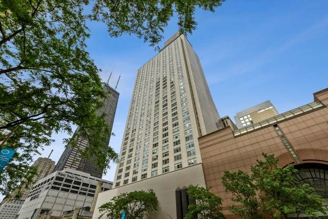 777 N Michigan Avenue #3102, Chicago, IL 60611 (MLS #10799133) :: Angela Walker Homes Real Estate Group