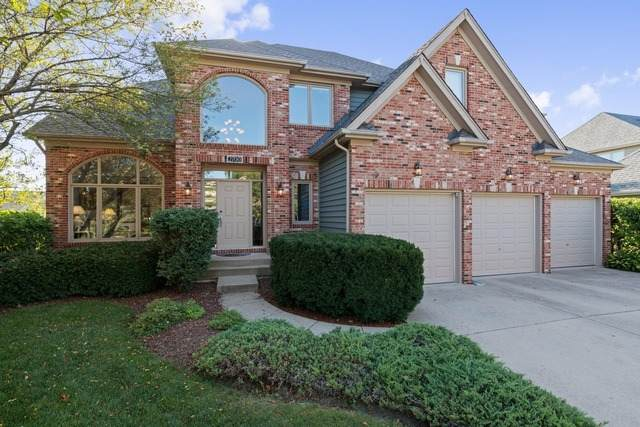 2700 Ginger Woods Drive, Aurora, IL 60502 (MLS #10799437) :: John Lyons Real Estate