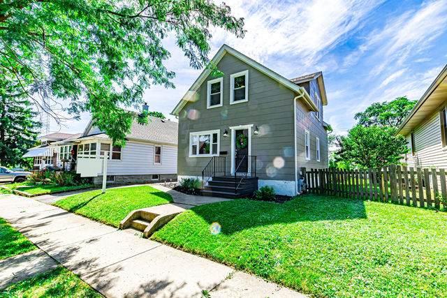 825 Vine Street, Joliet, IL 60435 (MLS #10799499) :: John Lyons Real Estate