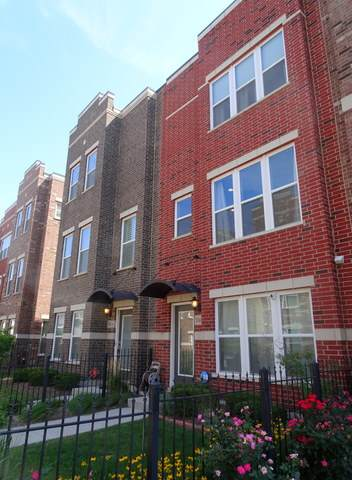 3761 S Morgan Street B, Chicago, IL 60609 (MLS #10799633) :: John Lyons Real Estate