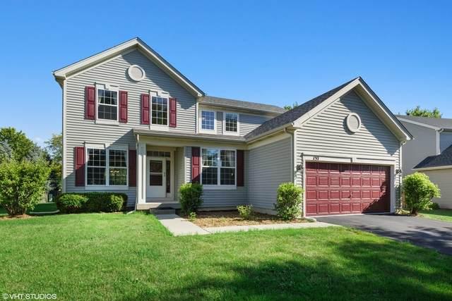 137 Leadville Lane, Gilberts, IL 60136 (MLS #10799655) :: Angela Walker Homes Real Estate Group