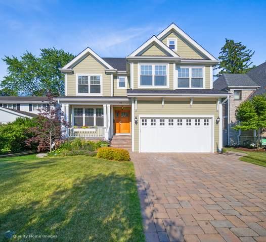 45 N Poplar Place, La Grange, IL 60525 (MLS #10799725) :: Angela Walker Homes Real Estate Group