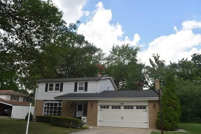 339 Hiawatha Trail, Wood Dale, IL 60191 (MLS #10799798) :: Angela Walker Homes Real Estate Group