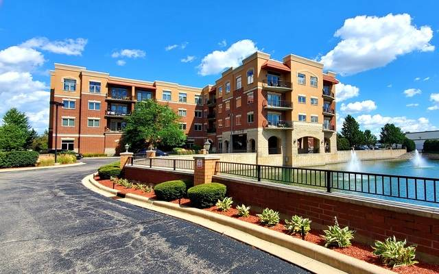 1200 N Foxdale Drive #305, Addison, IL 60101 (MLS #10799893) :: John Lyons Real Estate