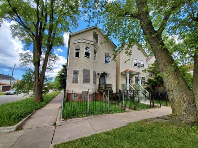 5301 S Marshfield Avenue, Chicago, IL 60609 (MLS #10799901) :: Angela Walker Homes Real Estate Group