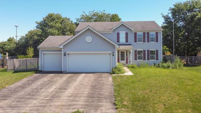 3107 Blandford Avenue, New Lenox, IL 60451 (MLS #10799908) :: Property Consultants Realty