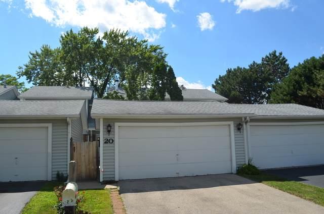 20 Scarlet Hawthorne Court, Woodridge, IL 60517 (MLS #10799933) :: John Lyons Real Estate