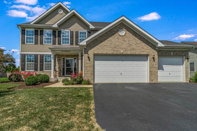 13507 Rockefeller Circle, Plainfield, IL 60544 (MLS #10799957) :: Property Consultants Realty
