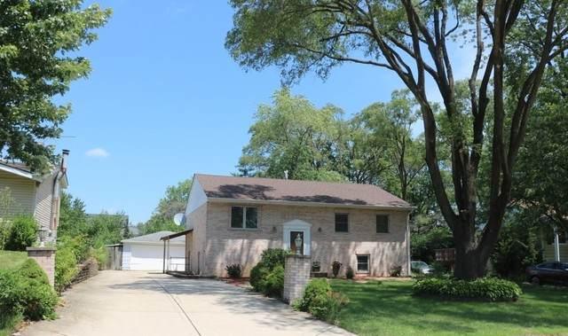 2564 Forest Glen Parkway, Woodridge, IL 60517 (MLS #10799991) :: Angela Walker Homes Real Estate Group