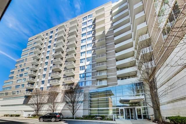 1515 S Prairie Avenue #713, Chicago, IL 60605 (MLS #10800211) :: John Lyons Real Estate