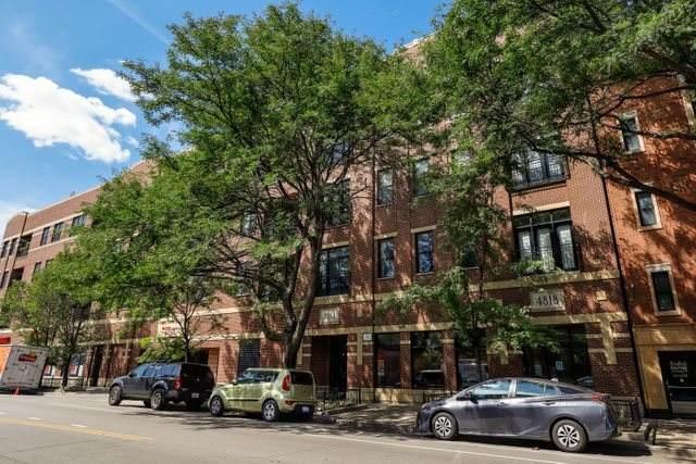 4814 N Damen Avenue #310, Chicago, IL 60625 (MLS #10800261) :: John Lyons Real Estate