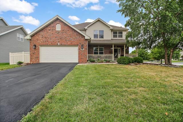 315 Lilac Drive, Beecher, IL 60401 (MLS #10800267) :: Littlefield Group