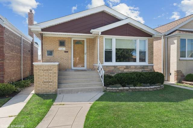 5642 S Meade Avenue, Chicago, IL 60638 (MLS #10800299) :: John Lyons Real Estate