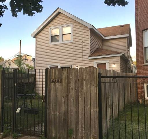 1923 N Leclaire Avenue, Chicago, IL 60639 (MLS #10800411) :: Angela Walker Homes Real Estate Group