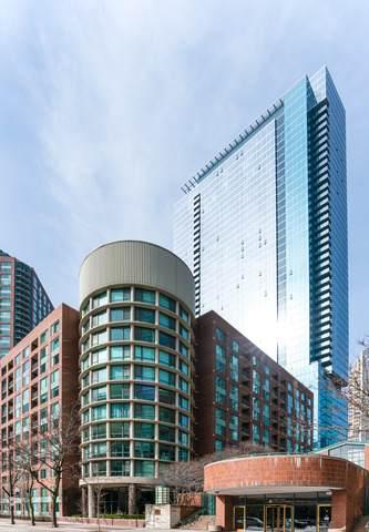 440 N Mcclurg Court #1009, Chicago, IL 60611 (MLS #10800424) :: John Lyons Real Estate