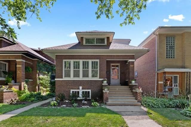 5223 N Bernard Street, Chicago, IL 60625 (MLS #10800472) :: Angela Walker Homes Real Estate Group