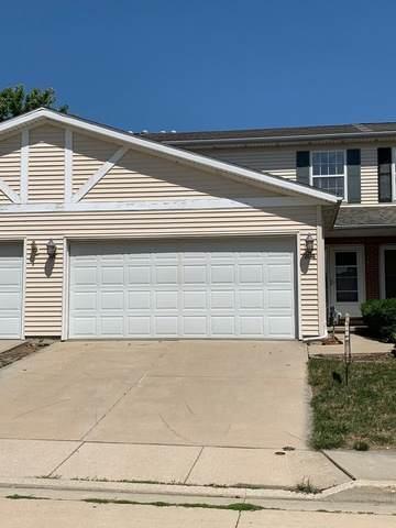 204 Parktrail Road #204, Normal, IL 61761 (MLS #10800577) :: John Lyons Real Estate