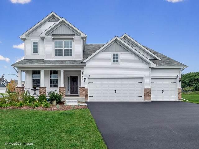 1336 Bayou Path Court, Naperville, IL 60563 (MLS #10800654) :: Ani Real Estate