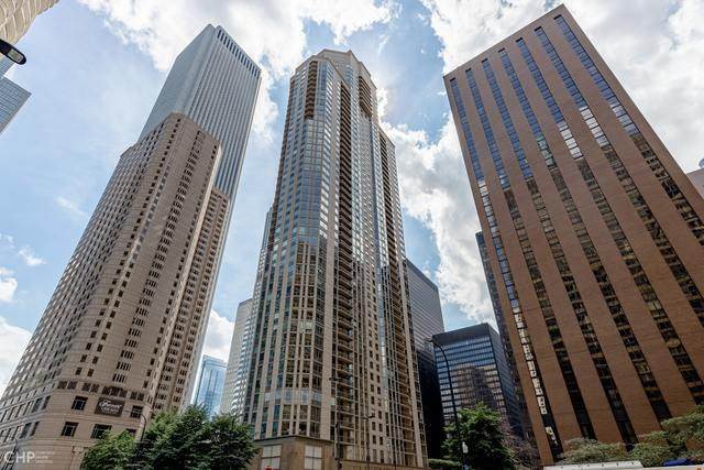 222 N Columbus Drive #1604, Chicago, IL 60601 (MLS #10800692) :: Property Consultants Realty