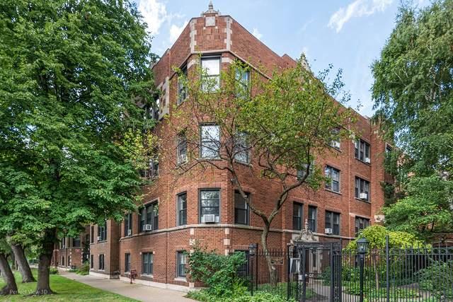 5465 S Ingleside Avenue 1W, Chicago, IL 60615 (MLS #10800822) :: Angela Walker Homes Real Estate Group