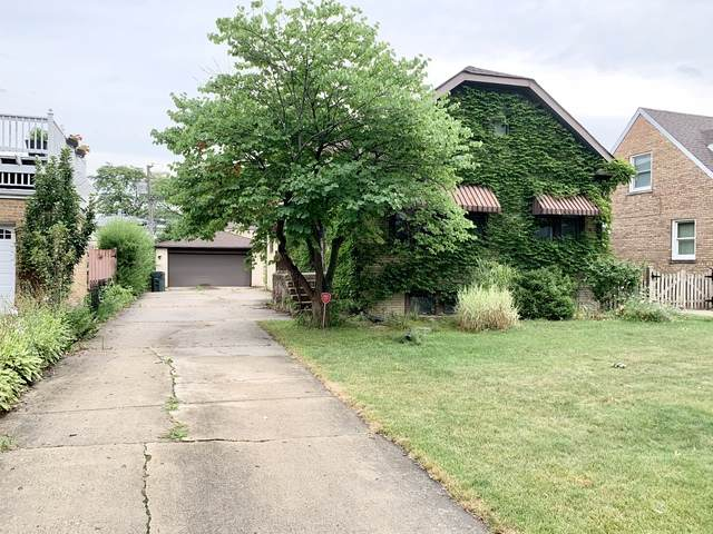 4830 W Chase Avenue, Lincolnwood, IL 60712 (MLS #10800856) :: Angela Walker Homes Real Estate Group