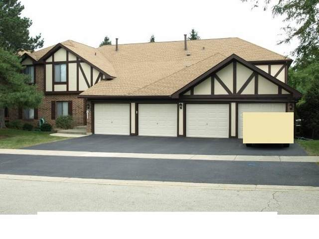 811 Cross Creek Court A, Roselle, IL 60172 (MLS #10801039) :: Angela Walker Homes Real Estate Group