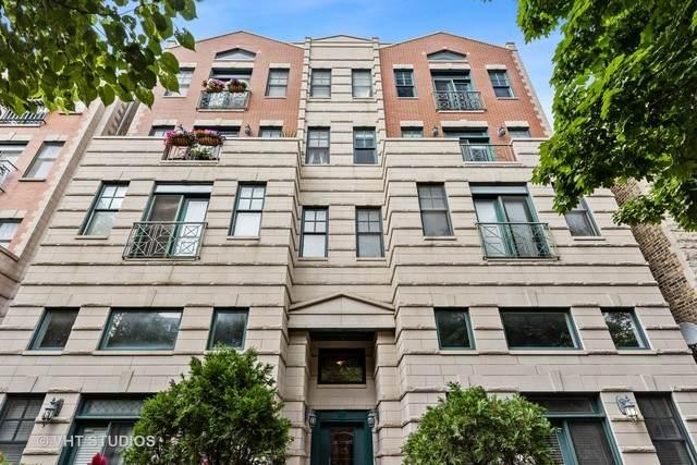856 W Buckingham Place 3SW, Chicago, IL 60657 (MLS #10801089) :: John Lyons Real Estate