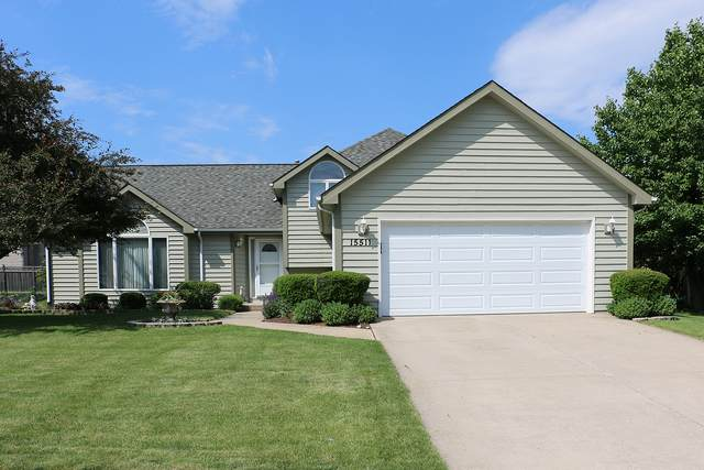 15511 S Creekside Drive, Plainfield, IL 60544 (MLS #10801131) :: The Wexler Group at Keller Williams Preferred Realty