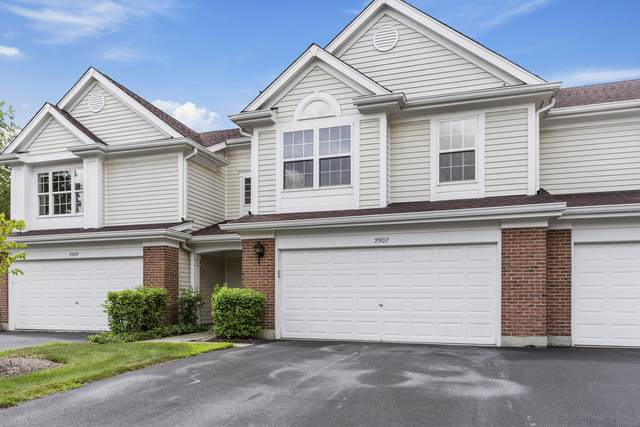 2907 Ashling Court #2907, Schaumburg, IL 60193 (MLS #10801208) :: The Wexler Group at Keller Williams Preferred Realty