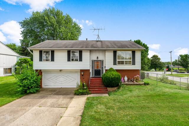 601 Wicker Avenue, Streamwood, IL 60107 (MLS #10801238) :: Angela Walker Homes Real Estate Group