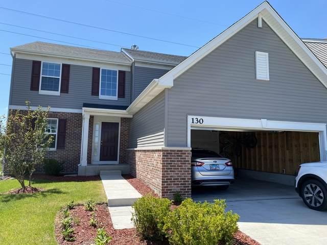130 Kenneth Avenue, Matteson, IL 60443 (MLS #10801258) :: John Lyons Real Estate